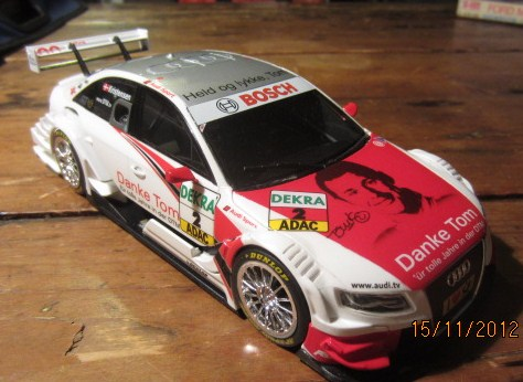 La Audi A4 DTM de mon ami Denis!!! Photo-vi