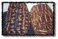 Close Up of AFRICAN TRAVEL BAGS!  $35 plus shipping!