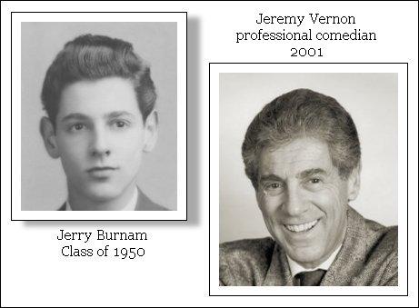 Jerry Burnam Class of 1950