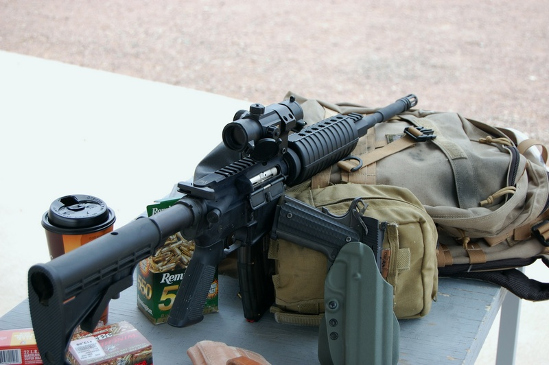 Spike's Tactical .22 upper - .22 Rifle/Rimfire Discussion