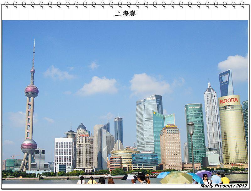 上海自由行-外灘風光