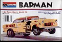 Monogram Badman 011