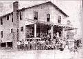 Roach Creek Boarding House, about 1923