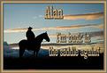 Alan-gailz-Back in the Saddle Again