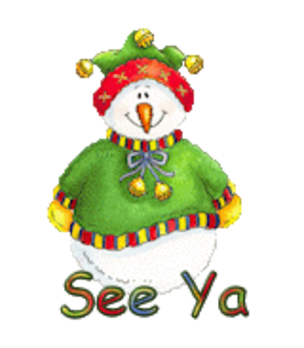 See Ya - ChristmasJugler