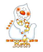 Beth - CandyCornGhost