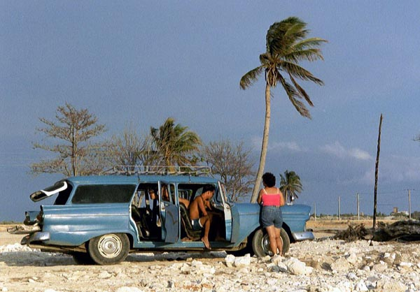 Ford, Cuba, Trinidad