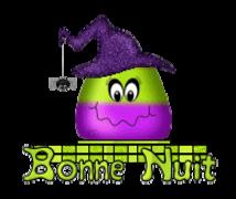 Bonne Nuit - CandyCornWitch