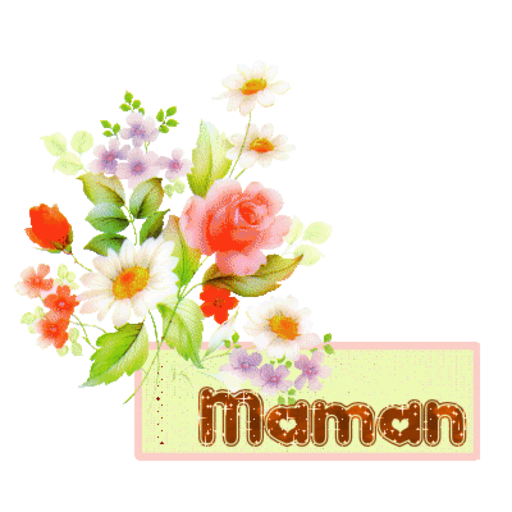 Maman - FLOWERS56-Sandra-Aug 1,2018