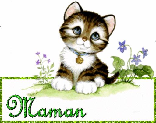Maman - Kitty-Sandra-Sept 23, 2018