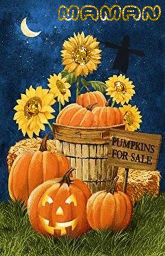 Maman - PumpkinsForSale-Sandra-Oct 4, 2018