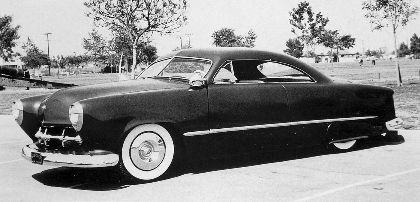 & History - Custom Car builder Spotlight: GEORGE CERNY | The H.A.M.B. markmcfarlin.com
