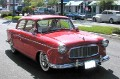 This is a '60 Nash but it has a 327 Chevy!