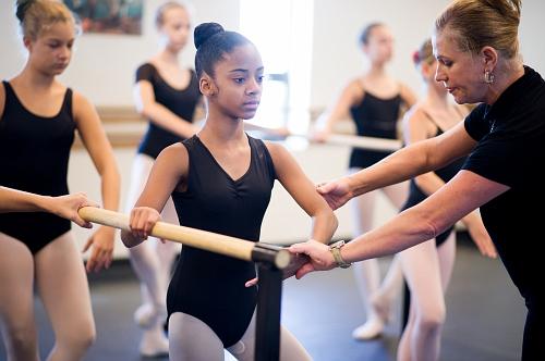 Brighton Ballet Practice DG-17