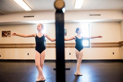 Brighton Ballet Practice DG-75