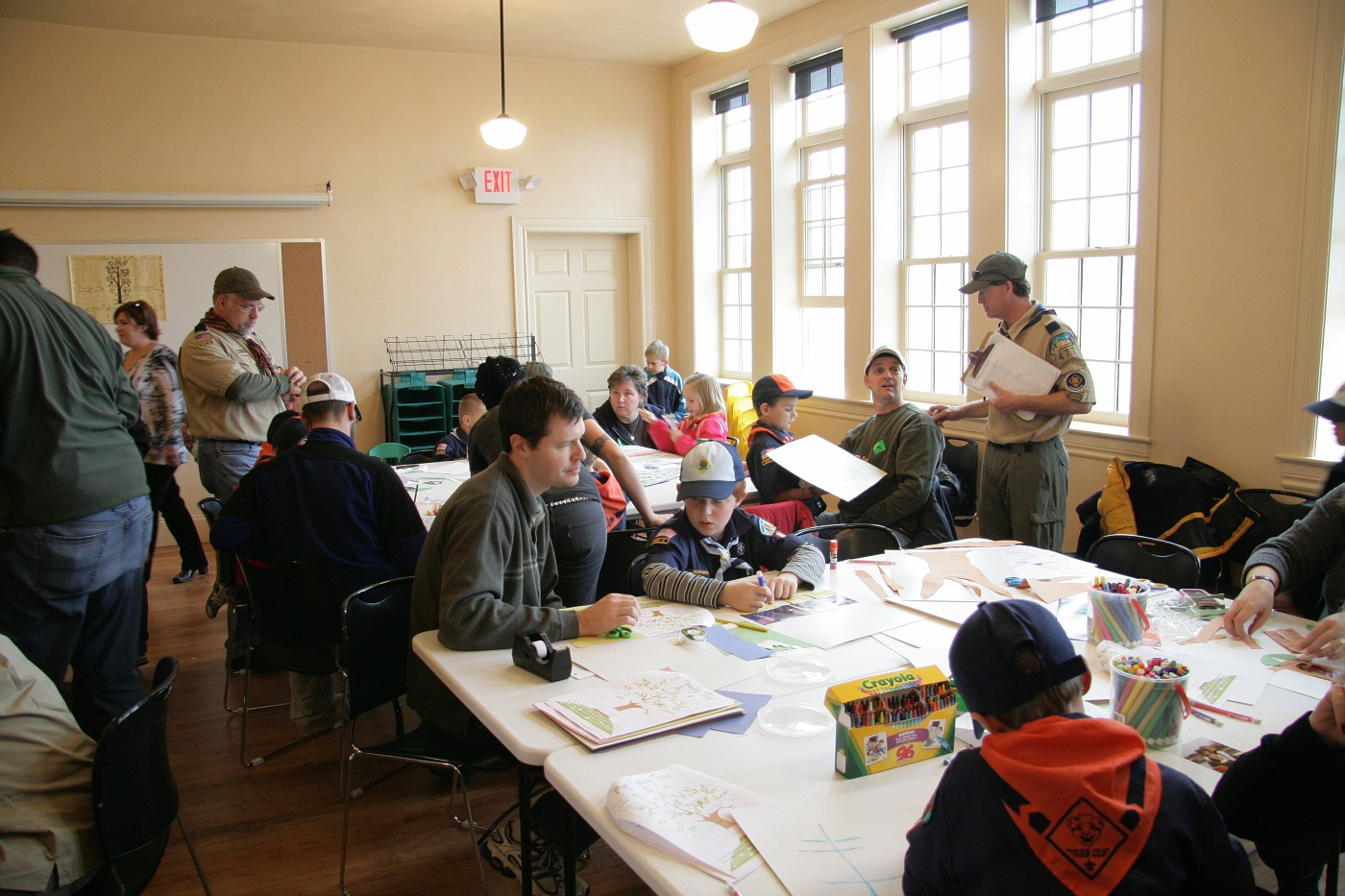 11-21-10 Cub Scouts to HQ019