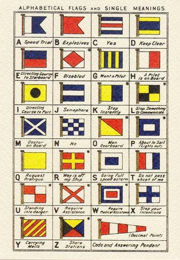 07- ALPHABETICAL FLAGS