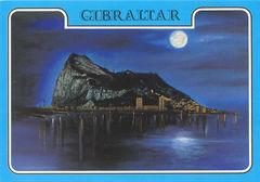 Gibraltar - PEÑON NS