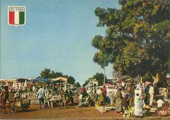 Cote D'Ivore - Daloa Traditional Market NT