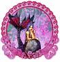 April Floral-Maid Lavender