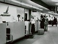 Piedmont Airlines Ticket Counter
