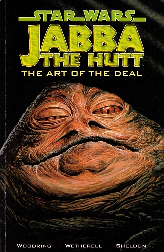 Star Wars - Jabba the Hutt The Art of the Deal