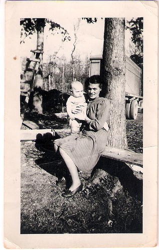 11-Mamaw Aree Moffett and Uncle Del