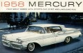 1958 Mercury, Brochure. 01