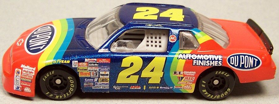 jeff gordon car crash. This Jeff Gordon car is the