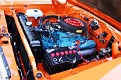 10 1968 Plymouth Road Runner engine compartment view