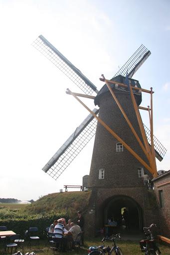Start-location Molen Nooit Gedacht in Merselo