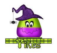 Yikes - CandyCornWitch