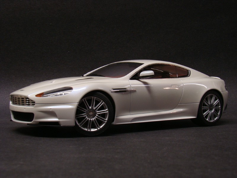 Tamiya's Aston Martin DBS completed *PICS* - Cars, Trucks ...