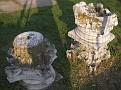 dispersed burial monument members in the University Park