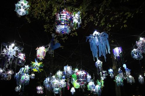 Eindhoven Glow 2015 (111) Kroonlichters 16
