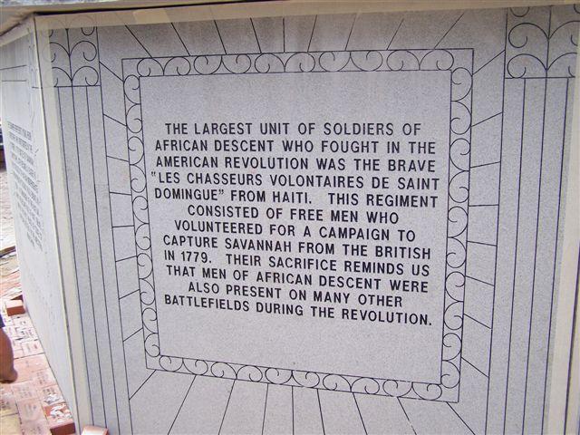 Haitian Monument 2