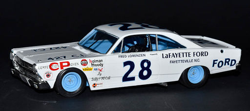 1967 Driver: Fred Lorenzen