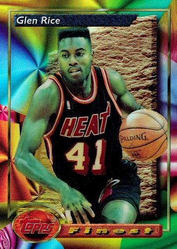 1993-94 Finest Refractor #015 (1)