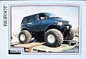 1988 Leesley Bigfoot #072