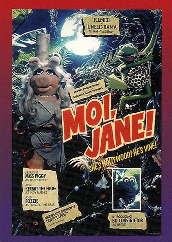 1993 Cardz Muppets #55 (1)