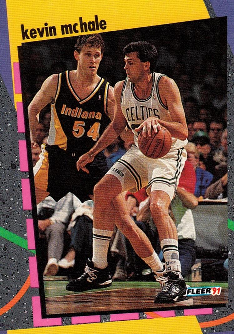 1991-92 Fleer NBA Schoolyard Stars #3 (1)
