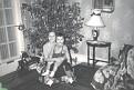 GaryGS1 and Anita Christmas 1955