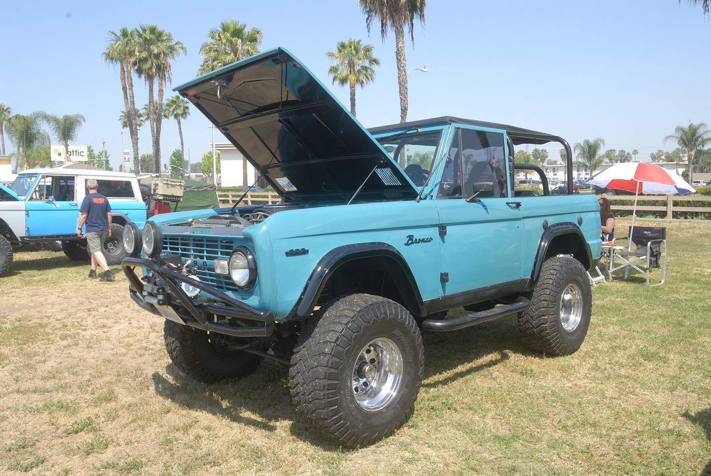 1969 Ford Bronco owned by Bian Rosen DSC 4880