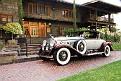 02 1930 Cadillac V-16 Roadster front three quarter view 1 Gamble House Pasadena