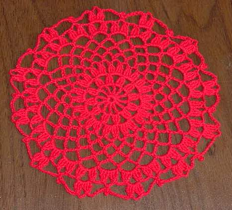 Small Clusters Doily