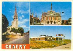 02 - AISNE - Chauny