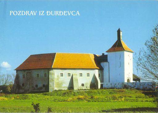 Croatia - DURDEVAC CASTLE
