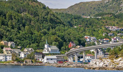 Maloy, Norway
