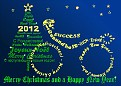 Merry Christmas and a Happy New Year 2012!