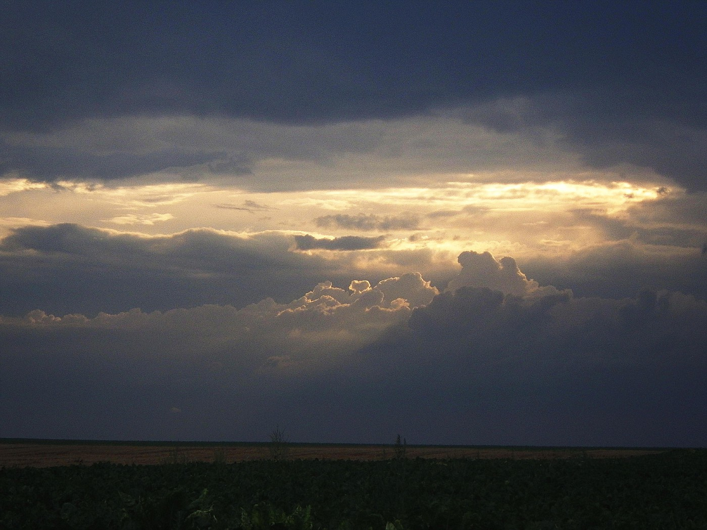 Trou nuageuse